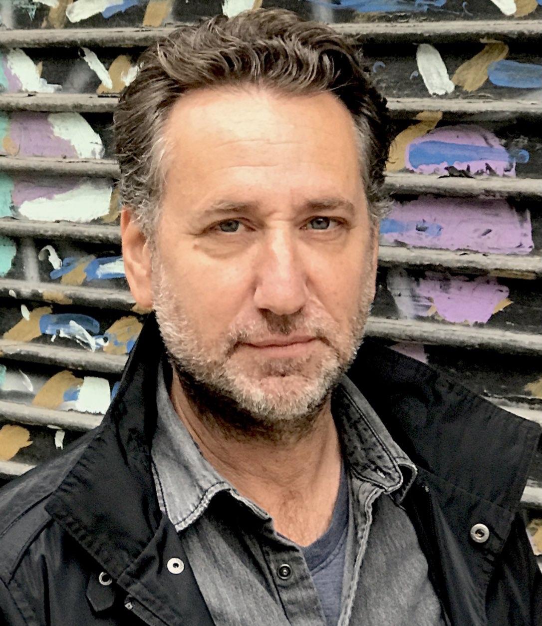 Photo of Julian Rubinstein in 2019